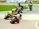 Salzburgring 1987 250ccm Motorrad-WM spannende letzte Runde (deutsch)