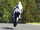 Samstag Nachmittag Flugstunde - British Superbike 2010 - Cadwell Park - The Mountain, Samstags Training.