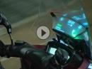 Samsung Smart Windshield Display - Windschutz trifft Handy