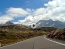 San Bernadino Pass - von Gletschern geformte Gebirgslandschaft