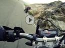 San Bernardino engagiert KTM vs Gixxer - Alpen Asphalt Terror