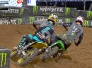 San Diego 250SX Highlights Monster Energy Supercross 2018 - Justin Hill wins