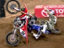 San Diego 450SX Highlights Monster Energy Supercross 2018 - Roczen übler Crash :-(