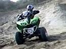 Sandkuhlen Trip mit KFX 700 KVF 400 und Fire Blade 900RR