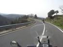 Sardinien 111 herrliche Kurven auf 11,1km über den Valico Sa Casa