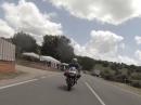 Sardinien Ausfahrt SP33 - Richtung Oristano
