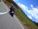 Sardinien 2013 Die Rattlesnake - Kurvenwetzen