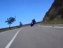 Sardinien 2013 - Via Mistral 1000 und eine Kurve