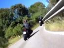 Sardinien 2013 - WarmUp - Ready for Kurvening - ein Traum