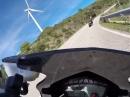 Sardinien 2014 - Im Windpark - irgendwo auf Sardinien