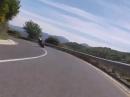 Sardinien 2014 Strada Lucia: Kurven, Kurven, Kurven ein Traum