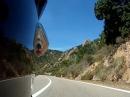 Sardinien - Auf der SS 125 (Timelapse) Traumkurven!