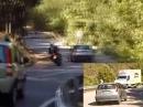 Ussasai: Sardischer Autofahrer auf Amokfahrt - ohne Worte