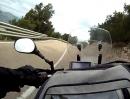 Sardinien SS125 von Urzulei nach Dongali Motorradtour