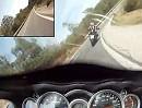Sardinien - Strada Bianca - eine richtige High-Speed-Strecke!