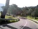Motorradtour: Sardinien Tempio Pausana nach Oschiri auf der SS392