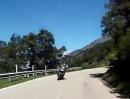 Sardinien - vom Lago Alto Flumendosa über Gairo zur SS125