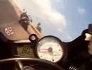 Sardinien: Yamaha R6 / R1 und KTM 690 SMC beim spielen