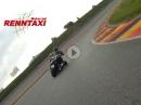 Sachsenring onboard mit Motorrad-Renntaxi.de