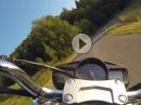 Sauberer Strich: Suzuki GSR 600 in Kärnten laufen lassen