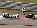SBK 2011, Utah (USA), Miller Motorsports Park, Race 1 Highlights