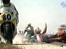 SBK 1991 - Misano (Italien) Race 1 Zusammenfassung.