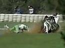 SBK 1991 - Sugo (Japan) Race 2 Zusammenfassung.