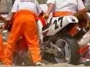 SBK 1992 Jarama (Spanien) Race 2 Zusammenfassung
