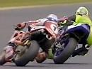 SBK 1995 - Phillip Island (Australien) Race 2 Zusammenfassung