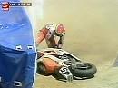 SBK 1996 - Laguna Seca (USA) Race 2 Zusammenfassung - entfesselnder Gobert