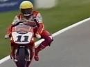 SBK 1996 - Misano (Italien) Rennen 1 - Der Außerirdische kehrt zurück.
