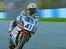 SBK 1998 - Donington (England) Race 1 - Zusammenfassung
