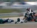 IDM Superbike (SBK) 2011 Sachsenring - Rennen 2 - Zusammenfassung