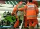 SBK 2008 - Brands Hatch (England) - SuperbikeWM Race 1 - Higlights / Interviews