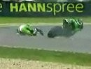 SBK 2008 Brünn (Tschechien) - Race2 Highlights / Interviews