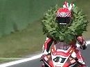 SBK 2008 - Vallelunga (Italien) - Race 1 Highlights