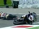 SBK 2009 - Crashes from Monza