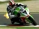 SBK 2009 Imola Italien - Race 1 - Highlights und Interviews
