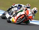 SBK 2011 - Phillip Island (Australien) Lauf 2 Highlights.