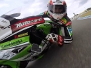 SBK Kawasaki Racing Team 2014 - onboard Racing Action Jerez