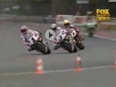 SBK-WM 1996 - Hockenheim Race 2 - Porno: Slight vs. Fogarty vs. Kocinski