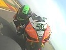 Aragon SBK-WM 2012 - Race2 Superbike Highlights - Melandris Krimi