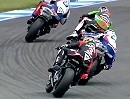 Donington SBK-WM 2012 - Race 1 Superbike Highlights
