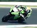 SBK-WM: Kawasaki Racing Team (KRT) Phillip Island Impressionen