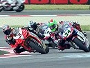 Misano SBK-WM 2012 - Race1 Superbike Highlights - Hammer Rennen!