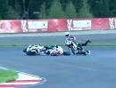 SBK-WM Moskau 2012 - Race2 Highlights Melandri Sieg/WM-Führung