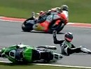 Silverstone 2011 Superbike-WM Race1 Highlights