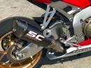 SC-Project SC1-R Titanium Honda CBR1000RR (2017) - Soundcheck