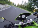 Schaaf geht fremd :-) Triumph Speed Four - kurz und knackig
