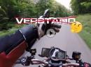 Schaltet Motorradfahren den Verstand ab?! Vlog von KurvenradiusTV!